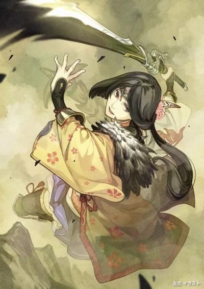 Истребители демонов: Эпоха Демонов / Toukiden:The Age of Demons
