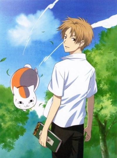 Тетрадь дружбы Нацумэ OVA-1 / Natsume Yuujinchou: Nyanko-sensei to Hajimete no Otsukai