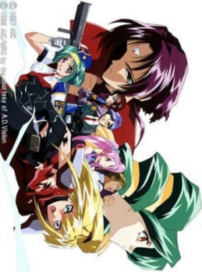 Разгон! Дубль-вэ ОВА / Burn Up! W OVA [04 из 04]