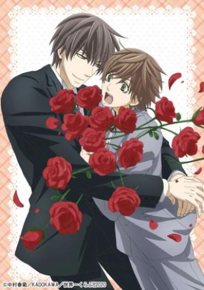 Лучшая в мире первая любовь: Предложение / Sekaiichi Hatsukoi: Proposal Hen
