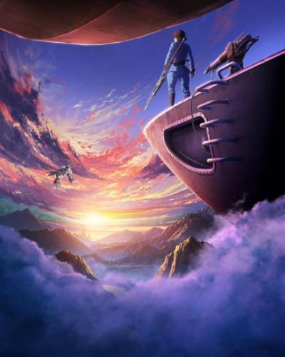 Небесные драконы / Kuutei Dragons [05 из 12]