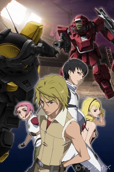 Бронированные воины Вотомы - Дело Ирвина / Soukou Kihei Votoms Case Irvine OVA