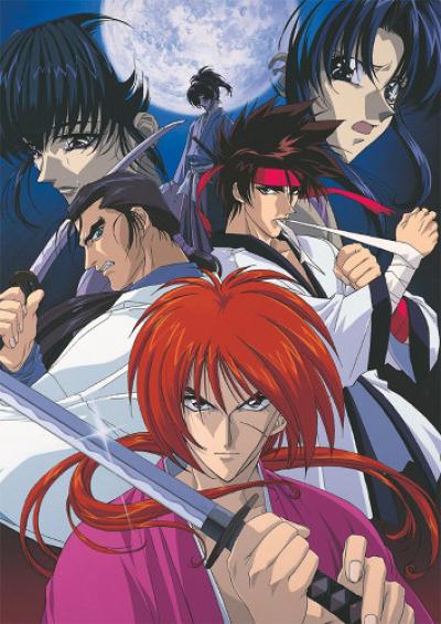 Бродяга Кэнсин - Фильм / Samurai X: The Motion Picture [Movie]